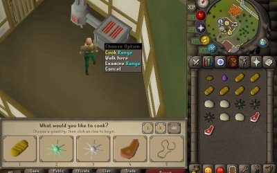 OSRS Cooking Guide: 1-99 Training Method