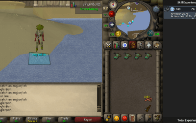 OSRS Fishing Guide: 1-99 Method, Profit, XP, F2P/P2P