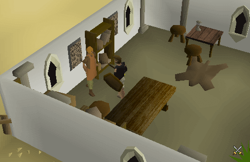 OSRS F2P Ironman Crafting