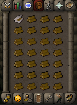 OSRS Firemaking Inventory
