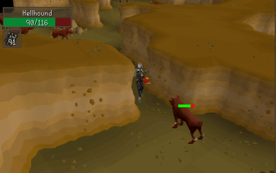 Hellhounds OSRS Slayer Guide – Safe Spot Location!