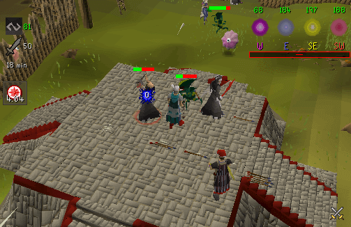 OSRS Pest Control Knight