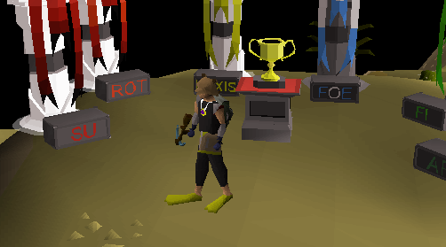 OSRS Pure Gear