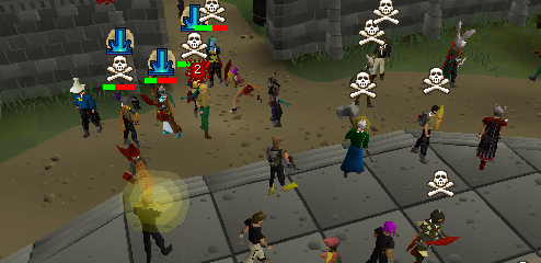 OSRS Pure Pking