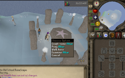How to Switch Your Spellbooks on OSRS